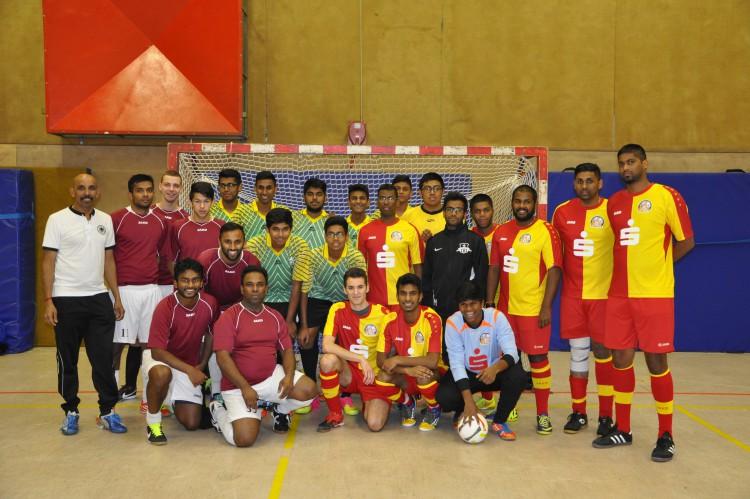 Fussballturnier 15.11.2014