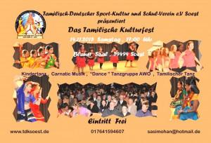 kulturfest  Deutsch 14.11.2015
