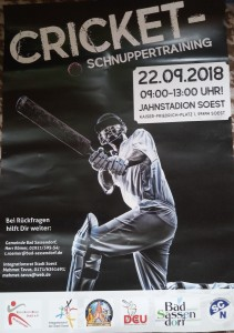 Cricket 22.08.18